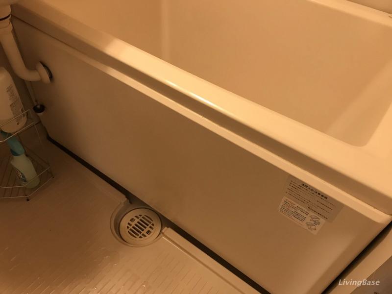 浴室の排水溝