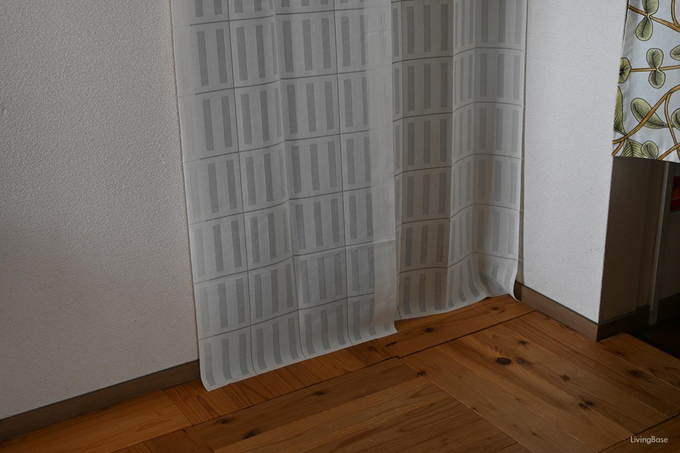 玄関に断熱カーテンを付けよう!寒さ対策に効果的【賃貸にも】